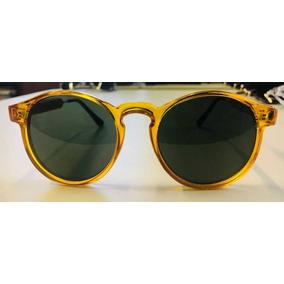 Oculos De Sol Feminino Dourado - Óculos Armações no Mercado Livre Brasil 2f815d0516