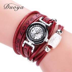 Relógio De Pulseira Feminino Bracelete Watch