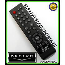 Control Remoto Tv Keyton Lcd Led 100% Original.!!!