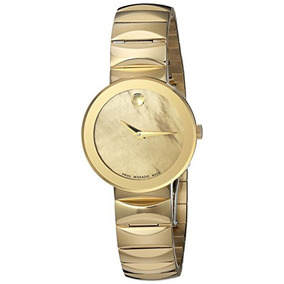 c835a601d59e Reloj Suizo Marca Venus Mujeres Movado Relojes Joyas Pulsera ...