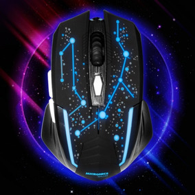 Mouse Gamer Galaxy-micronic