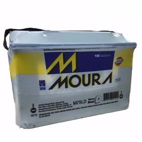 Bateria Automotiva Moura 12v G1om0084-blc 75ah - M75ld