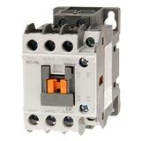 Contactor Trifasico 9 Amper Mc-9b Bobina 24vca Ls