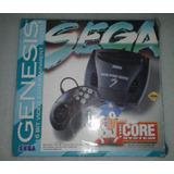 Consola Sega Genesis 3