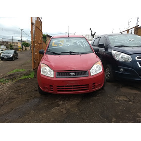 Sucata Do Ford Fiesta 1.6 Ano :2008