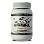 Multi Vitaminas Pulver. Minerales. Ginseng. Fuerza. Sin Tac