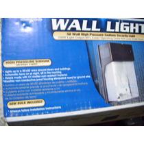 Lampara De Seguridad Vapor De Sodio Alta Presion 50 Watt