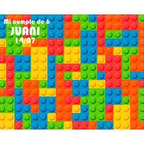 Manteles Individuales Personalizados De Lego..!! Souvenirs