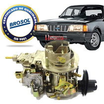 Carburador Opala Caravam H34 Alcool 4cc Solex Brosol Novo