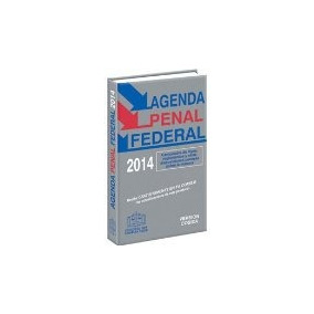 Libro Agenda Penal Federal 2014 *cj