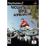 Juego De Consola Play Station 2 Mountain Bike Adrenaline