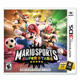 Juego Nintendo 3ds Mario Sports Superstars