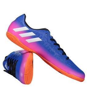 Chuteira Adidas Messi Futsal 16.4 - Chuteiras no Mercado Livre Brasil c2763caa4ac58