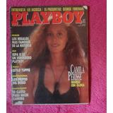 Playboy Edicion Argentina N°70 - Abril De 1991 - Camila Peri