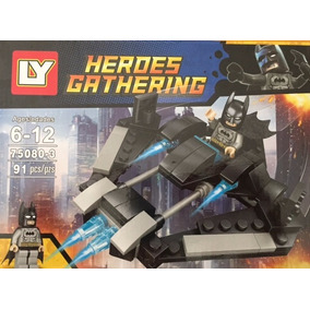 Lego Marvel Super Heroes Homem De Ferro Batman América Super