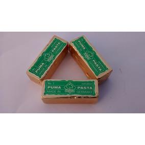 Pasta Puma N°3 Especial Para Afiar Navalhas ( 3 Unidades)