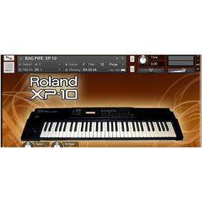 Roland Xp10 Para Kontakt. Incluye Una Librería De Regalo.