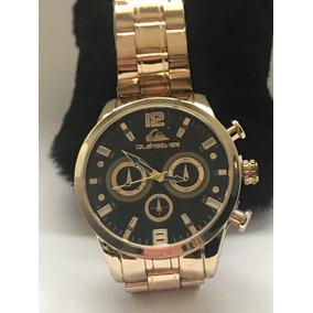 406e7c7b0b714 Pulseira Para Relogio Couro Quiksilver - Joias e Relógios no Mercado ...