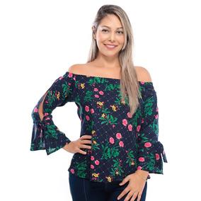 ebc2633334 Macaquinho Ciganinha Gipsy - Camisetas e Blusas no Mercado Livre Brasil