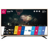 Pantalla Smart Tv 4k Uhd 49 Pulgadas Lg Magic Control 60 Hz