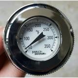 Harley Davidson Tapon De Aceite Con Reloj De Temperatura