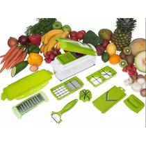 Nicer Dicer Plus Cortador Fatiador Legumes Verduras Frutas