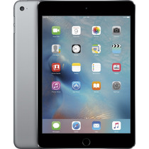 Ipad Mini 4 128gb Wi-fi + 4g Space Gray Mk762 12x S/ Juros