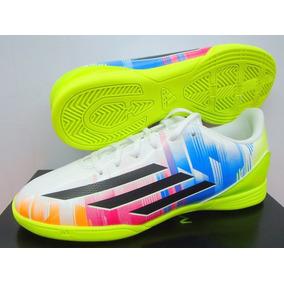 Nuevos adidas F5 Messi Junior Kids Tallas De La 31 A La 35