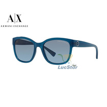 Oculos De Sol Armani Exchange Ax4046sl 8172/8f-55 Feminino