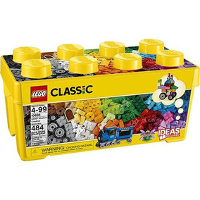 Lego Classic Caixa Media De Pecas Criativas M. Brinq