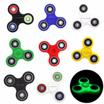 1 Fidget Spinner Cube Anti Estres 9 Colores + Neon Original