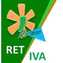 Ric: Retenciones De Iva E Islr Empresarios