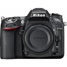 Nikon D7100 Body 24,1 Mpx Lcd 3 Full Hd Dx En Stock!!!!!