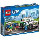 Lego City 60081 Caminhão Rebocador - Novo - Pronta Entrega