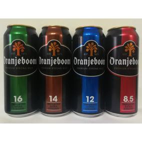 Combo Cerveza Oranjeboom X 4 Latas Todas Las Graduaciones