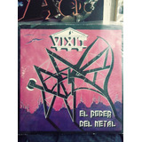 Vixit Ël Poder Del Metal´disco Lp Primera Edición 1991.