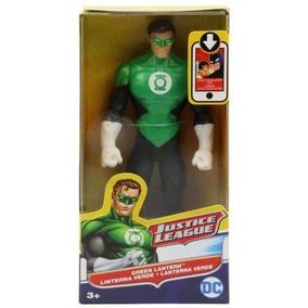 Lanterna Verde Mattel Dc Liga Da Justiça 15 Cm