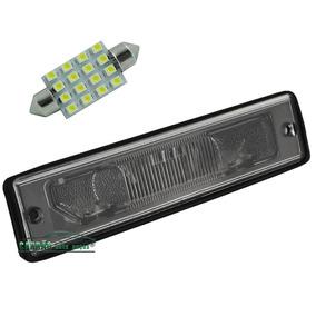 Lanterna Luz De Iluminação Placa Do Tempra + Lampada 16 Leds