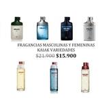 Fragancia Perfume Colonia Kaiak Masculino Femenino Natura