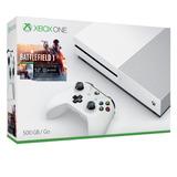 Xbox One S 500gb Console - Battlefield 1 Bundle New!!