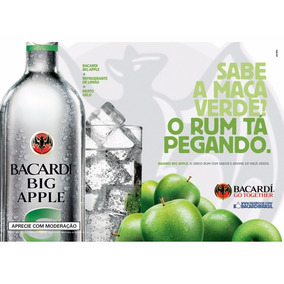 Big Apple Bacardi Rum