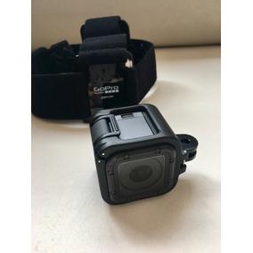 Câmera Gopro Hero 5 + Head Strap Nunca Usada