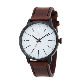 650fed5a513 Relógio Rip Curl Drake Midnight Leather A2908 Pulseira Couro