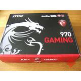 Msi Amd 970 Gaming (placa Madre)
