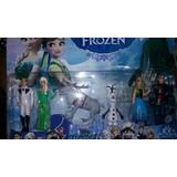 Colección De Muñecos Frozen -