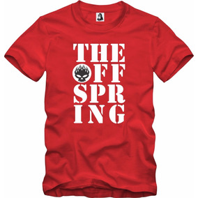 Camisa Camiseta De Rock The Offspring