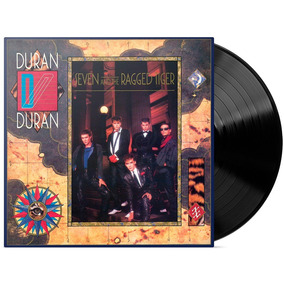 Duran Duran Seven And The Ragged Tiger Disco Vinilo Alclick