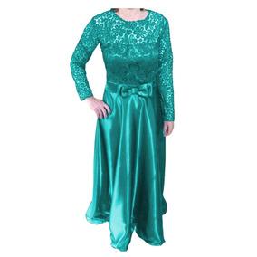 Vestido Longo Para Madrinhas De Casamento Fabricação Própria