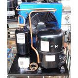 Unidad Condensadora Refrigeración Cap. 2 Hp 220v Cava Cuarto