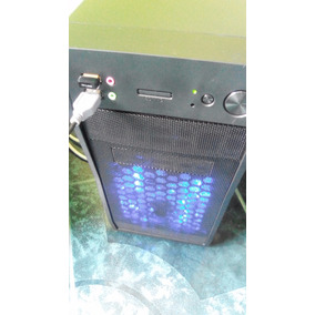 Cpu Amd 2 Gb, 120 Gb Disco Duro Nuevo
